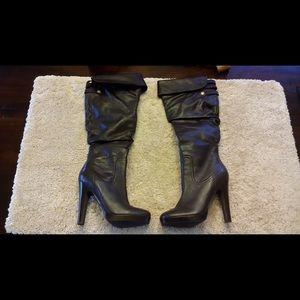 Brand new Jessica Simpson Dark Brown Boots